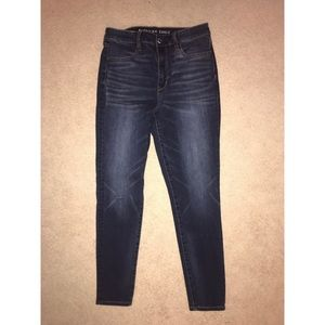 American Eagle Skinny Jeans size 8 short